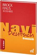 Brockhaus Scolaris Navi Deutsch 5. - 10. Klasse: Grammatik