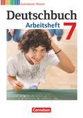 Deutschbuch 7. Schuljahr. Gymnasium Hessen. A ...