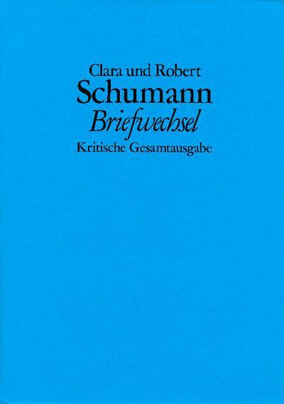 Briefwechsel. Kritische Gesamtausgabe / Briefwechsel. Kritische Gesamtausgabe: 1832-1838