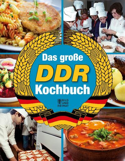 Das große DDR-Kochbuch  Deutsch
