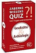 Zaberns Wissensquiz (Spiel), Geschichte & Archäologie