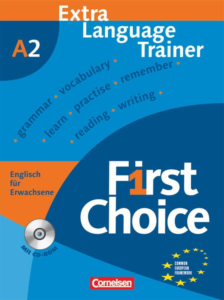 First-Choice-2-Extra-Language-Trainer