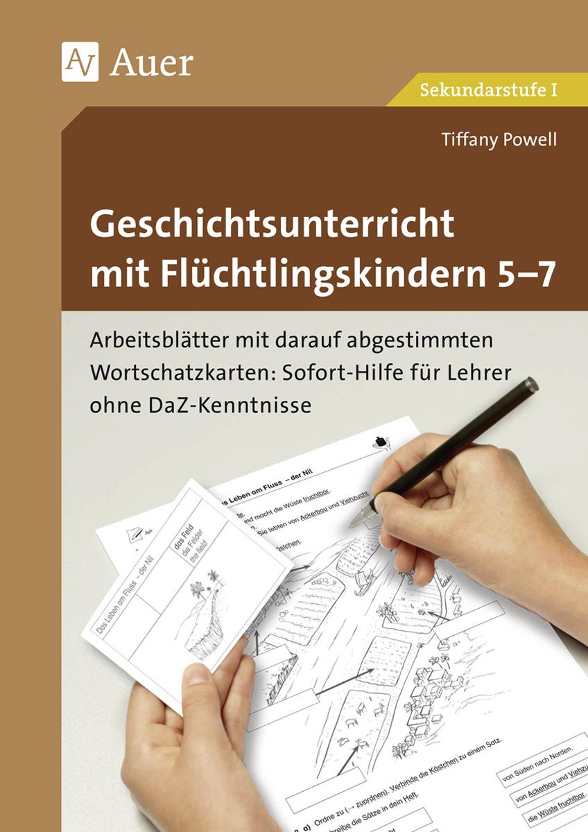 Geschichtsunterricht mit Flüchtlingskindern 5-7 Sabine Nowack ...