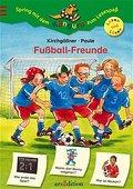 Fussball-Freunde   ;  Känguru - Bildergeschic ...
