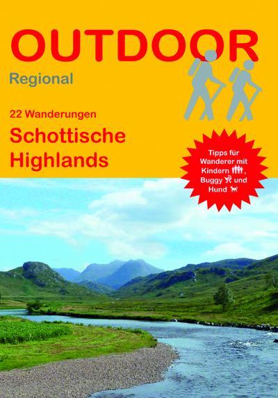 Schottische Highlands (22 Wanderungen) (Outdoor Regional)