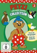 Petzi Collection 3 - Petzi als Bergsteiger und Petzi als Skiläufer