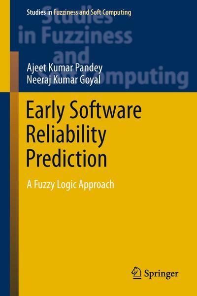 Early Software Reliability Prediction