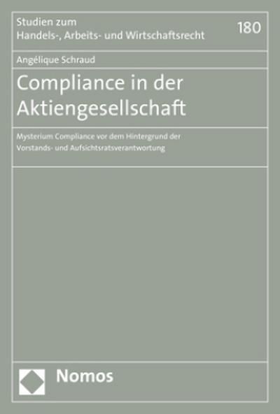 Compliance in der Aktiengesellschaft
