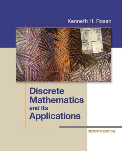Package: Discrete Mathematics and Its Applications with 1 Semester Connect Access Card