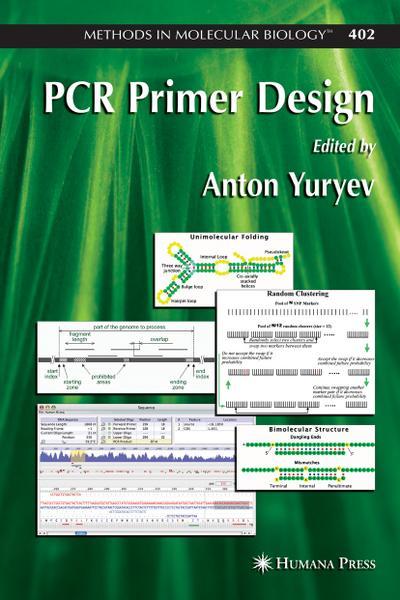 PCR Primer Design (Methods in Molecular Biology)