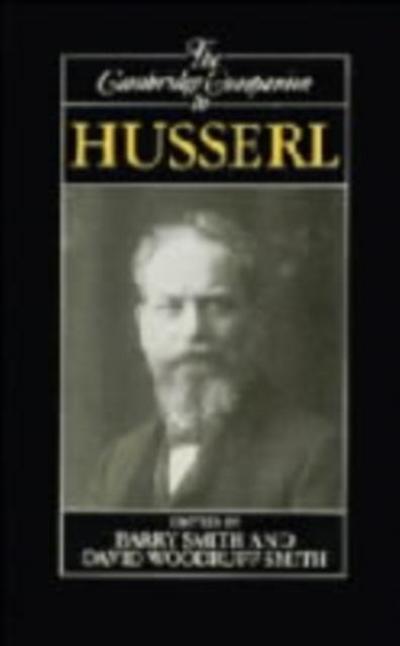 Cambridge Companion to Husserl