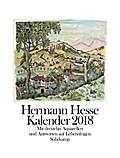 Hermann-Hesse-Kalender 2018