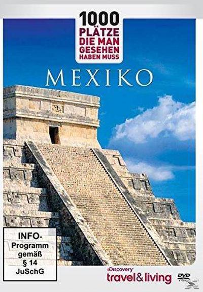 Mexiko-1000 Plätze Die Man Gesehen Haben Muss