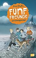 Fünf Freunde auf Schmugglerjagd; Band 4; Einzelbände; Deutsch; Mit s/w Illustrationen