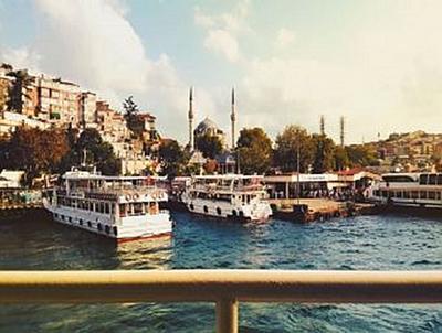 Istanbul - 500 Teile (Puzzle)