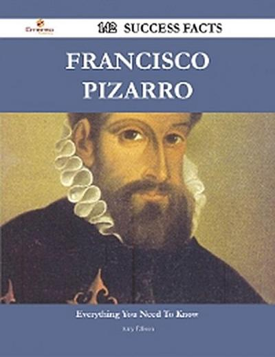 Francisco Pizarro 142 Success Facts - Everything you need to know about Francisco Pizarro