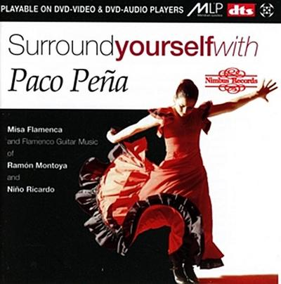 Paco Pena-Misa Flamenco And Fla