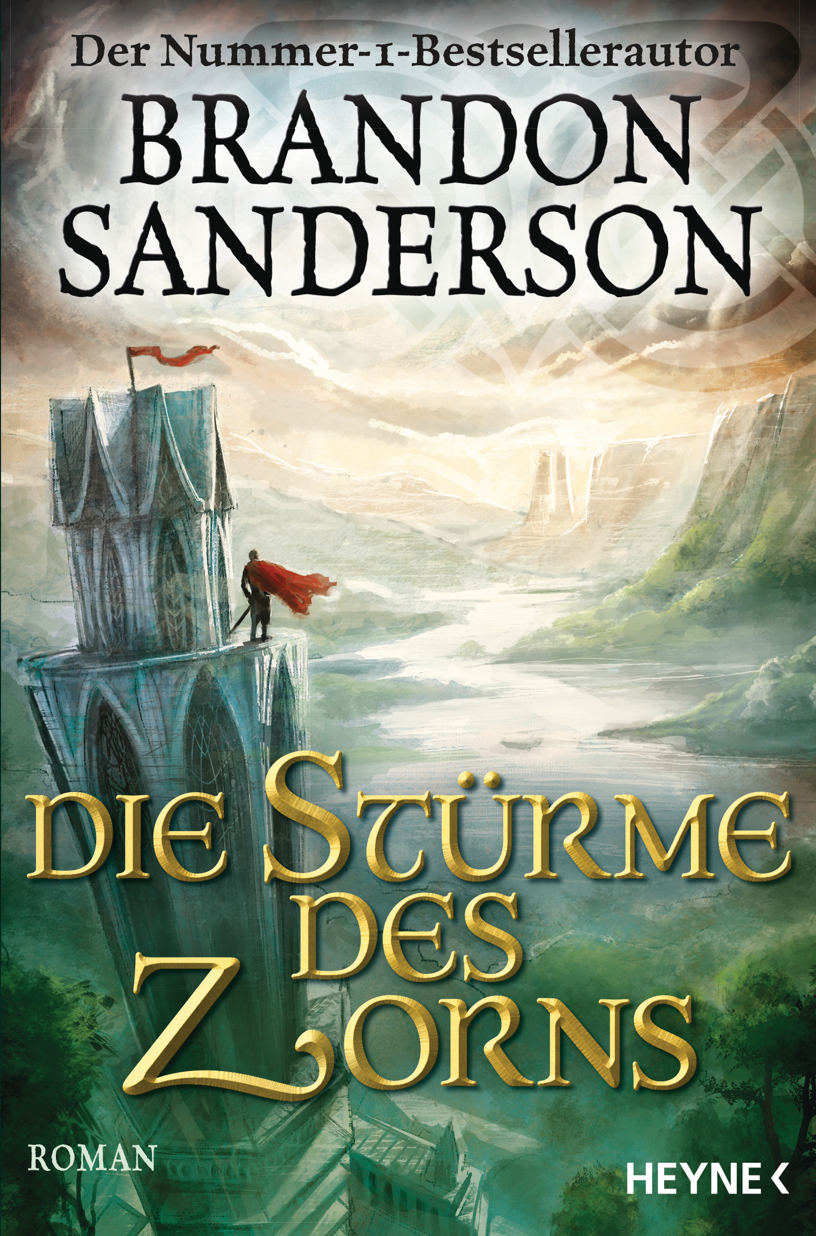 Die Stürme des Zorns Brandon Sanderson