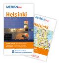 Helsinki; MERIAN live! - Mit Kartenatlas im Buch und Extra-Karte zum Herausnehmen   ; MERIAN live ; Deutsch;