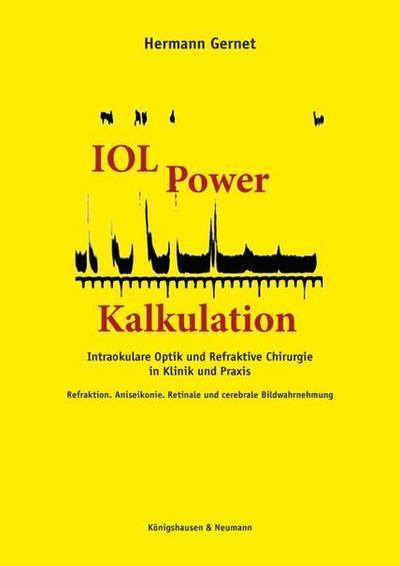 IOL Power Kalkulation
