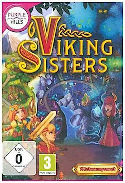 Viking Sisters, 1 CD-ROM