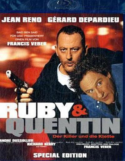 Ruby & Quentin - Der Killer und die Klette Special Edition