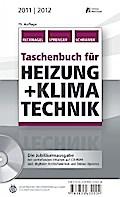 Taschenbuch für Heizung + Klimatechnik 11/12
