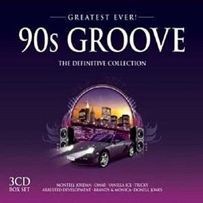 90s Groove Greatest Ever