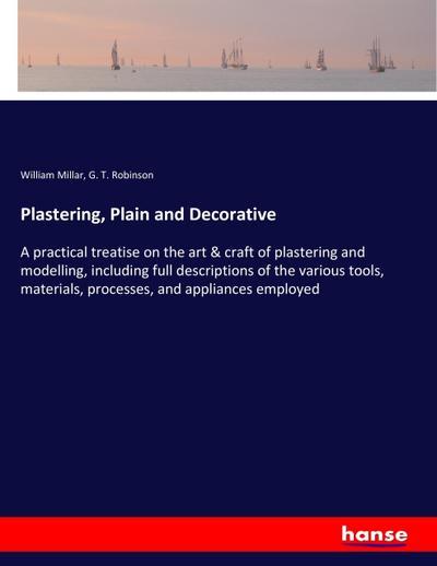Plastering, Plain and Decorative