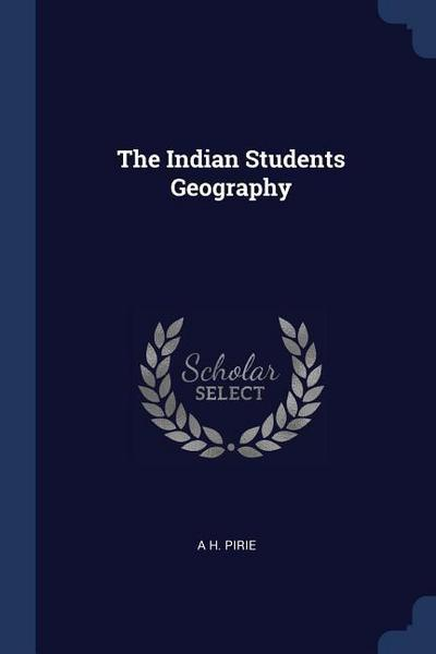 The Indian Students Geography