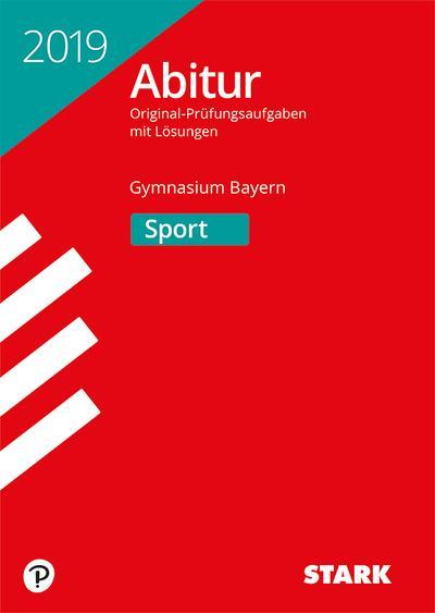 STARK Abiturprüfung Bayern 2019 - Sport