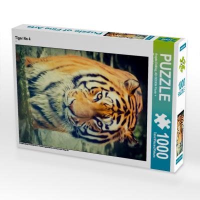 Tiger No 4 (Puzzle)