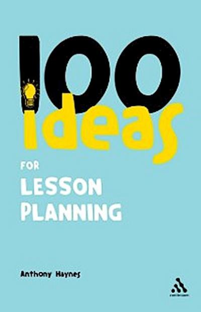 100 Ideas for Lesson Planning