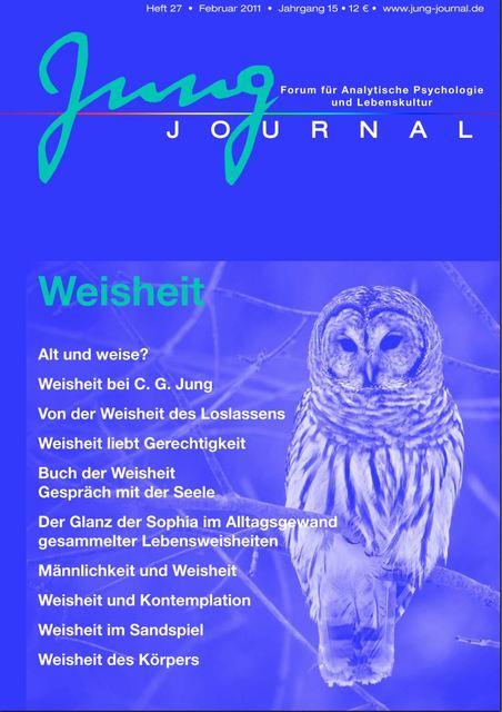 Jung Journal 27: Weisheit Lutz Müller 9783939322276