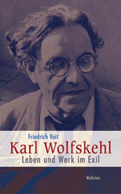 Karl Wolfskehl Friedrich Voit