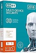 ESET Multi-Device Security 2018 Edition 5 User. Für Windows Vista/7/8/8.1/10/MAC/Linux/Android