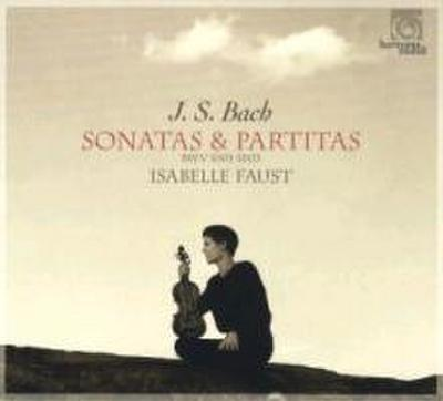 Violinsonaten & Partiten BWV 1001-3