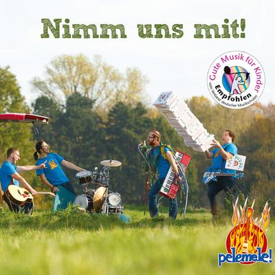 Nimm Uns Mit! (Das Rock-Album Für Kinder)