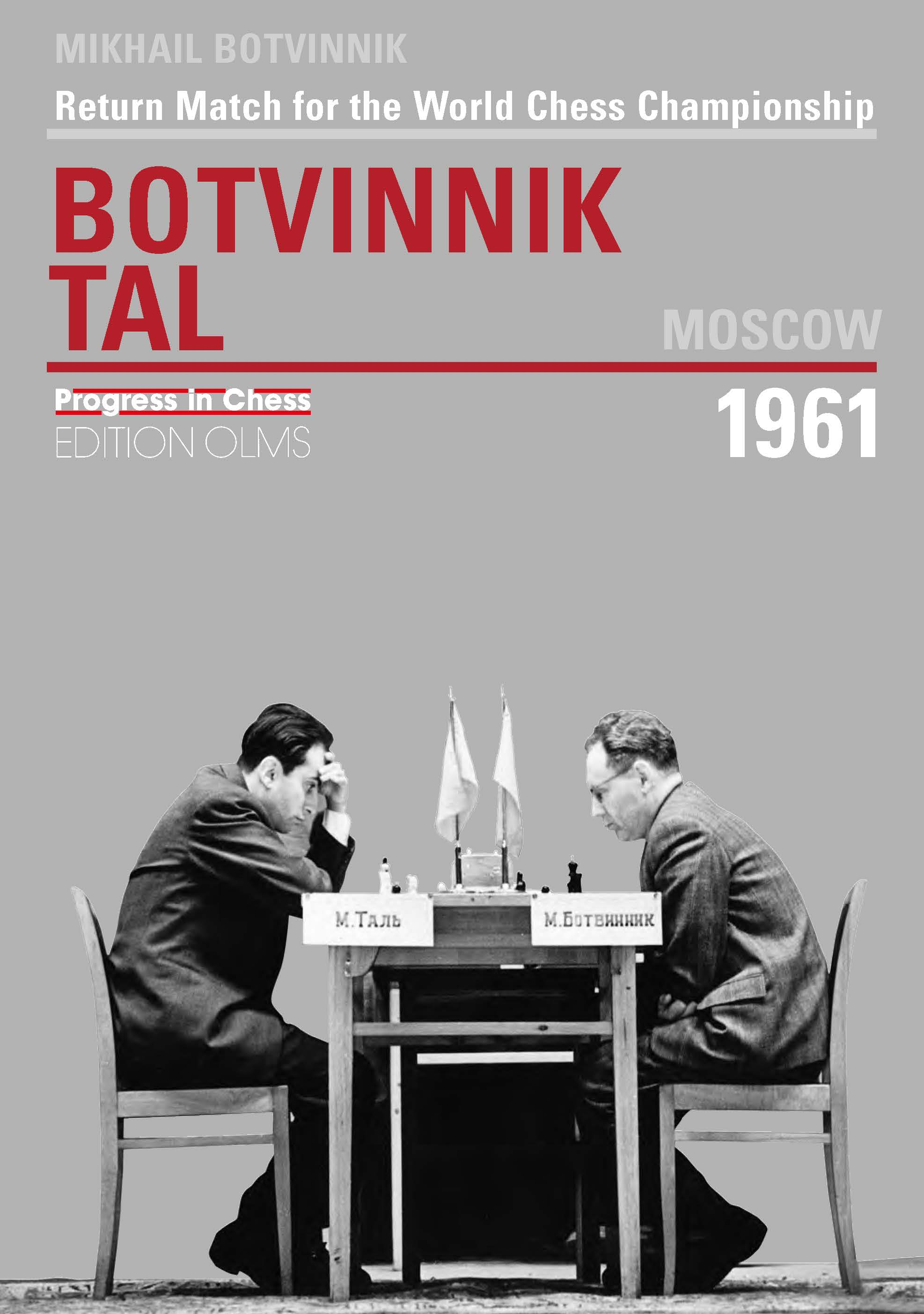 Igor Botvinnik : Return Match for the World Chess Championsh ... 9783283004613