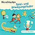 Die schönsten Spiel- und Bewegungslieder (CD); Deutsch; Bitte diese Informationen aufbewahren. Achtung! Nicht für Kinder unter 36 Monaten geeignet. Kleinteile. Verschluckungs- und Erstickungsgefahr.