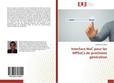 Interface NoC pour les MPSoCs de prochaine génération