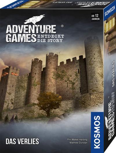 Adventure Games - Das Verlies (Spiel)
