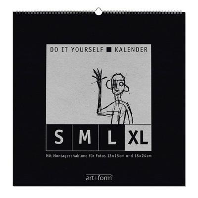 Do it yourself Kalender XL