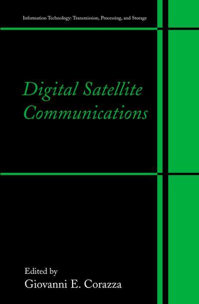 Digital Satellite Communications