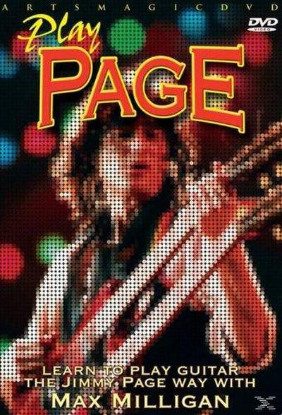 Play Page - Learn To Play Jimmy Page Way With Max Milligan