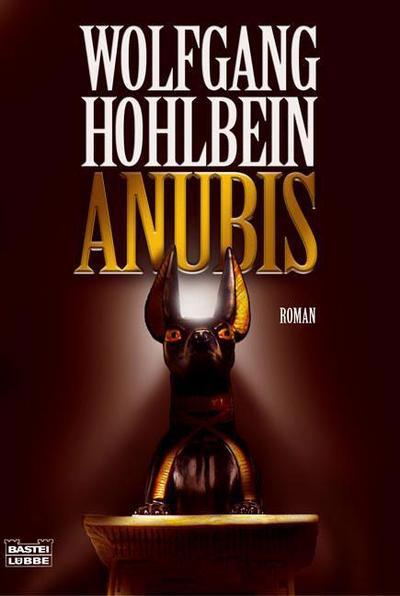 Anubis. Roman