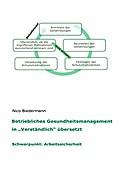 """Betriebliches Gesundheitsmanagement in """"Verständlich"""" übersetzt"""