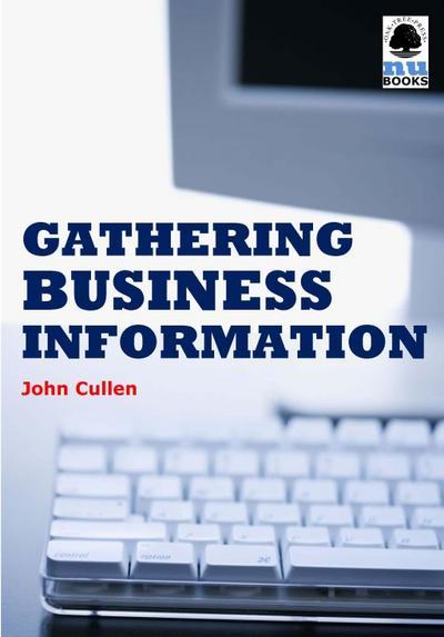 Gathering Business Information