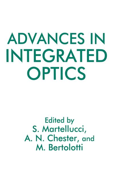 Advances in Integrated Optics
