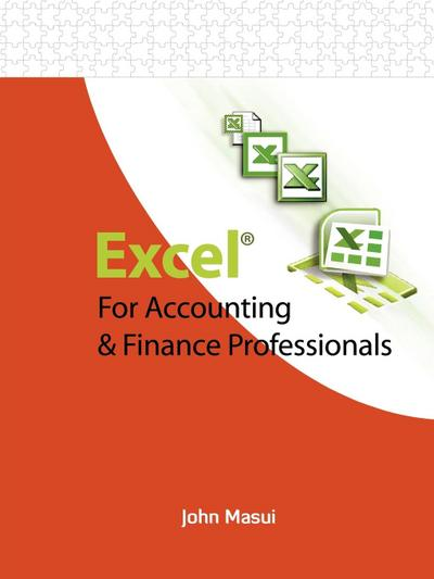 Excel for Accounting & Finance Professionals